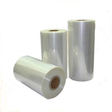 125 micron flame reterdant clear polyester film for electrical parts