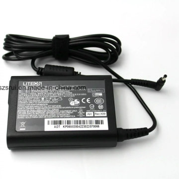 Liteon PA-1650-80 65W Alimentación Portátil Cargador AC / DC para Acer Aspire S7-191