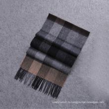 Оптовая пользовательские зима взрослые модные трикотажные кашемир шарф