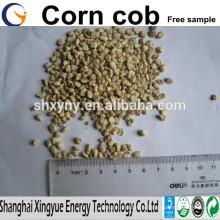 Sablage d'approvisionnement d'usine, polissant, épi de maïs abrasif à vendre