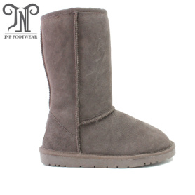Customize Women Winter Classic Sheepskin Durable Snow Boots