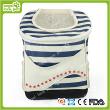 Firm Navy Style Shoulder Pet Produto Pet Carrier