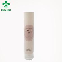 De alta calidad suave vacío personalizado 60 ml de impresión de pantalla húmeda crema de manos para blanquear cosméticos tubo para la venta