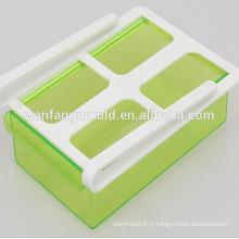 Cosmétiques de finition moule de boîte de stockage avec une bonne qualité multi - couche tiroir de bureau en plastique boîte de stockage usine de moule