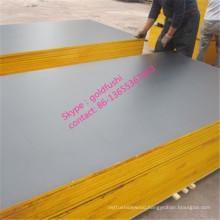 waterproof black Film Faced Plywood/Phenolic Plywood