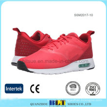 New Fashion Men′s Sport Sneakers Lace up Running Shoes