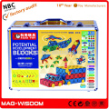 2016 mag-sagesse Magic potentiel développement Building Blocks for edition jouets 850 VIP
