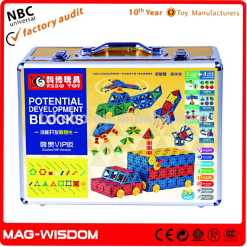 2016 Mag-Wisdom Magic Potential Development Building Blocks for Toys 850 VIP edition