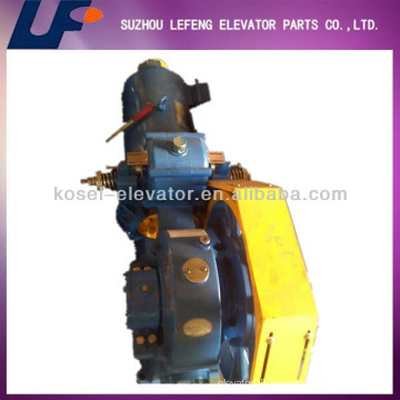 Passenger Geared Engine Elevator Motor