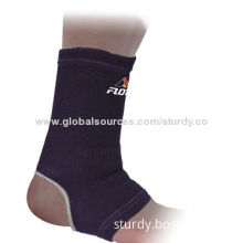 Sports Cotton Acrylic Ankle Protector, Made of 75% Acrylic, 25% Latex Thread