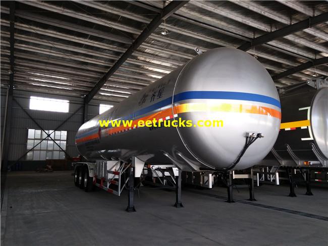 60cbm LPG Transport Semi-trailers