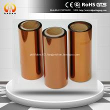 golden insulation PI film polyimide film