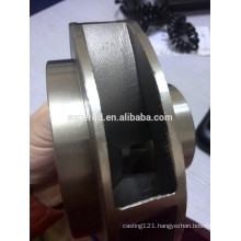 Stainless Steel CNC Machining Water Turbine Impeller