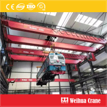 Overhead Crane for Train Maintenance