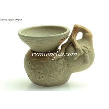 Jingde Ciudad Porcelana Calabaza Shape Tea Strainer