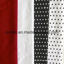 Beste Qualität Hanf und Bio-Baumwoll-Jersey (QF13-0459)