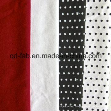 Best Quality Hemp and Organic Cotton Jersey (QF13-0459)