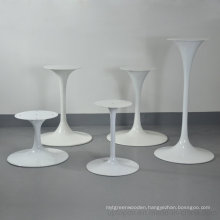 Popular Cast Iron White Tulip Table Base Different Size (SP-MTL223)