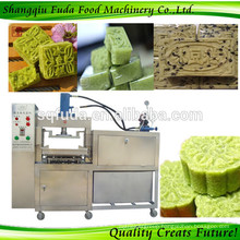 Low price tasty muffin custard hydraulic mini cake making machine