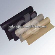 High temperature teflon coated fiberglass fabrice