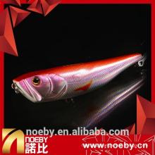 Noeby 100mm 18g atração de pesca high-end para pesca