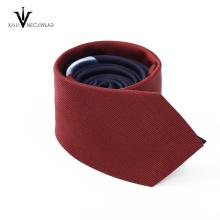 Cravate imprimée par polyester des hommes 100% de cravate de promotion adaptée aux besoins du client