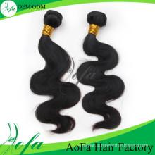 2015 extensões quentes do cabelo humano do Virgin da venda 100% várias