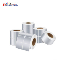 Vinyl Blank Supplier Waterproof Roll Glossy Adhesive Paper White Label