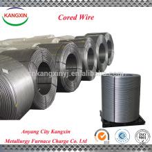 China Manufacturer Ferro Silicon Calcium Alloy Cored Wire