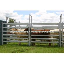 Australischer Standard 1.8 X 2.1m Galvanisierter Vieh-Verkleidungs-China-Lieferant