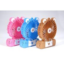 Meistverkaufte wiederaufladbare Handheld Mini Fan kleiner Fan für Reisen