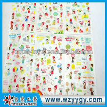 2013 colorful creative PVC stickers