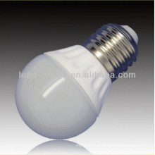 B22 led lamp bulb G45 ceramic