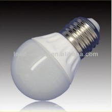 B22 levou lâmpada G45 cerâmica