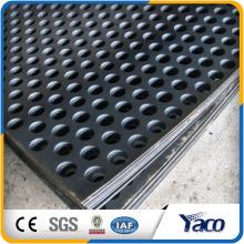malla de perforaciones o malla metálica perforada del proveedor de china (ISO 9001)