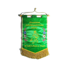 A02 Embroidered Banners