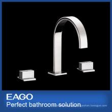 """4"""" Minispread Chrome Brass washbasin Faucet (PL137B-66F)"""
