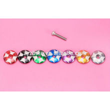 bike headset top cover bicycle personalized headset top cover CNC aluminum headset top cap + M6 * 30 mm bolts 7 colors