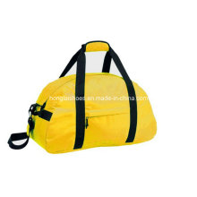 Yellow Duffel Travelling Bag for Outdoor