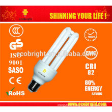 T4 3U 20W Energy Saving Light 10000H CE QUALITY