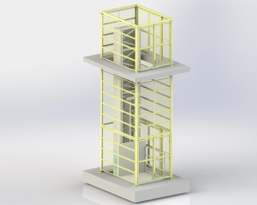 hydraulic elevator advantages