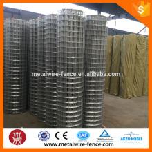 Fábrica de Anping Acoplamiento de alambre soldado galvanizado caliente