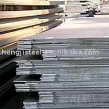 Placas de aço