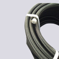 Black Stainless Steel Braided NBR Hose