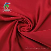 Tissu de robe de mode femme en mousseline de soie 50D