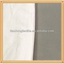 tissu de coton/popeline stretch
