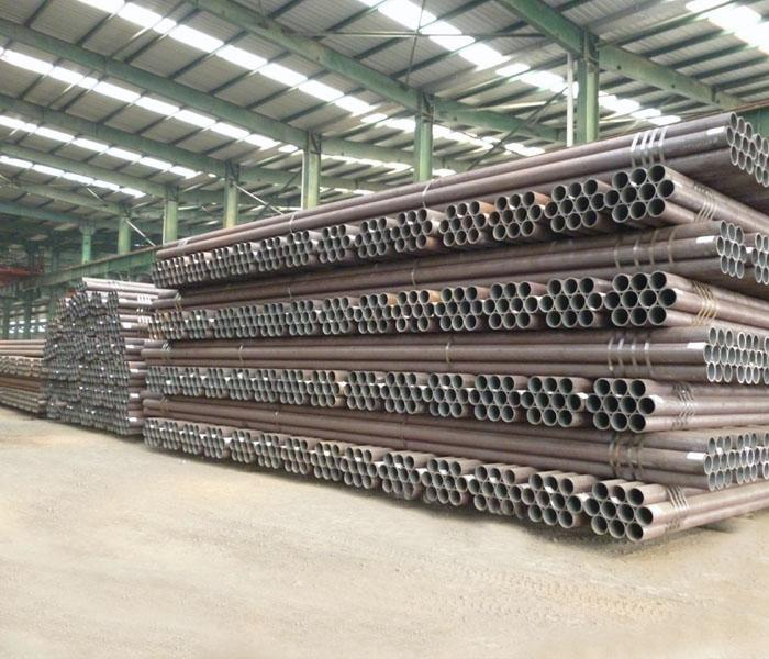 SAW stainless steel line pipes