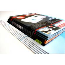 Service d'impression de livre d'art de livre / magazine Service d'impression de livre
