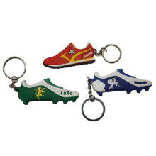 Unique Customized High-tech Silicone Keychains, Fashion Promotional Silicone Key Chain