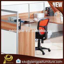 Fashionable melamine workstation design for 2